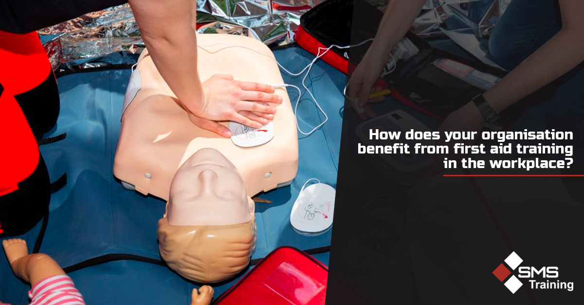 A blog post about the benefits of providing first aid training for your organisation