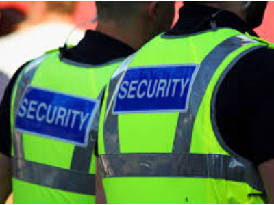 LEVEL 2 AWARD FOR WORKING AS A SECURITY OFFICER WITHIN THE PRIVATE SECURITY INDUSTRY (RQF)
