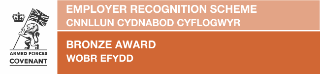 bronze award employer recognition armed forces covenant